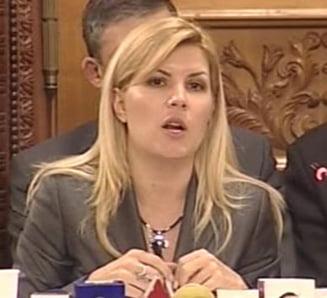 Orban: PD-L a blocat cererea de urmarire penala a Elenei Udrea
