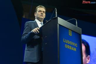 Orban: PNL va cere in Parlament un calendar cat mai rapid pentru investirea Guvernului Citu