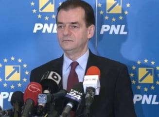 Orban: Propunerea PNL pentru functia de premier este presedintele partidului, adica subsemnatul