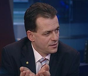 Orban: Toate contestatiile PNL, respinse de BEC