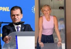 Orban, atac la adresa Alinei Gorghiu: Nu stiam ca am o colega senator care conduce Guvernul si Ministerul Educatiei