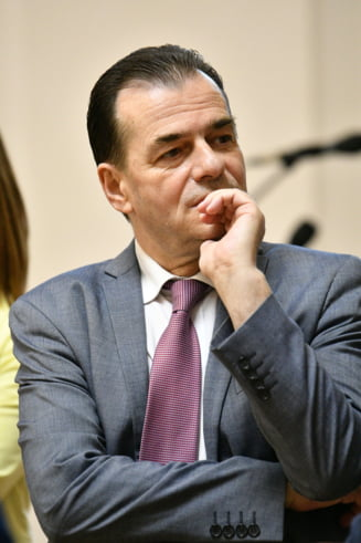 Orban, despre intentia Guvernului de a majora salariul minim: Daca adopta o astfel de hotarare, o vom modifica