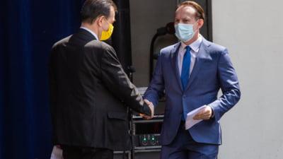 """Orban, despre liberalii care il sustin pe Citu: """"Am fost parasit de Rares Bogdan, de Raluca Turcan, de Robert Sighiartau. Au incercat sa provoace convocarea nestatutara a unui BPN"""""""