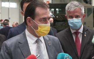 """Orban, despre o posibila confruntare cu Citu la sefia PNL: """"Mie nu mi-e teama de nimic. Suntem in relatii foarte bune"""""""