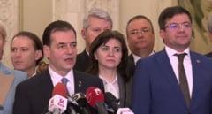 Orban, dupa ce motiunea a trecut: Guvernul cade in picioare. Suntem mandri de ce am facut in 3 luni