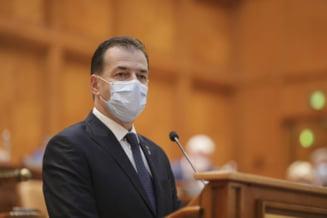 Orban, mesaj de forta pentru Florin Citu: Candidatul oficial la functia de prim ministru al PNL in campania electorala am fost eu