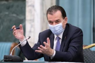 Orban a afirmat ca foloseste trei, patru masti pe zi: Primesc masti de la Secretariatul General al Guvernului. Mi-am cumparat si eu