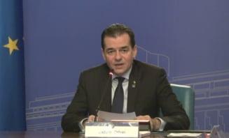 Orban anunta ca Guvernul demareaza procedura angajarii raspunderii pe trei proiecte: Avem un calendar foarte ambitios