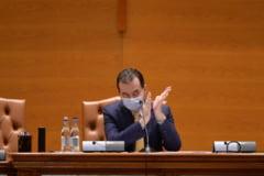 """Orban anunta ca parlamentarii PNL nu vor vota motiunea de cenzura. """"Am incredere ca nici USR nu va vota"""""""