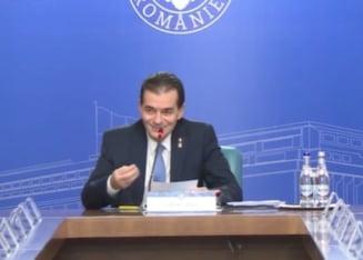 Orban anunta satisfacut ca a demis-o pe Olguta Vasilescu, ea ii raspunde: Dupa 2 saptamani te-ai prins ca nu vin la serviciu?