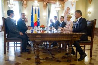 Orban confirma sustinerea PNL pentru Iohannis: Este hotarat sa se bata pe viata si pe moarte pentru a elibera Romania de pericolul urias care o pandeste