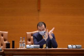 Orban despre o eventuala remaniere: Nu am auzit de acest lucru. Eu sunt multumit de echipa guvernamentala liberala