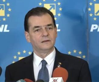 Orban dezminte categoric orice intelegere cu PSD: Sunt niste minciuni gogonate, lansate rautacios in spatiul public
