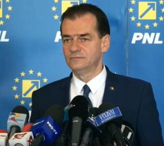 Orban ii da replica lui Barna: Nu poate sa i se ceara PNL ce nu poate da PNL. Cei care mentin Guvernul Dancila sunt complici