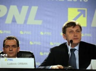 """Orban il ataca pe Antonescu si alianta """"anormala"""" cu PSD"""