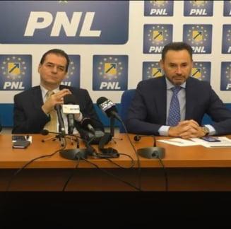 Orban il lauda pe Falca si il asigura ca va fi pe loc eligibil pe listele PNL la europarlamentare