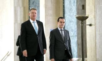 Orban incepe curatenia: Ma astept sa fac febra musculara de la semnat demisii. Sa terminam cu pilaraia!