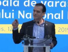 Orban ironizeaza semnaturile adunate de Dan Barna: Eu va spun ca am strans 200.000 numai in Bucuresti!