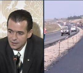Orban promite 2.000 de km de autostrada (Video)
