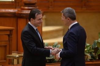 Orban s-a intalnit cu Barna. Ce prevad amendamentele USR la buget