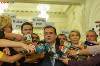 Orban s-a intalnit cu restul Opozitiei: E foarte dificil de conturat o majoritate