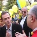 Orban si Marinescu s-au certat in Parcul Bordei (Video)