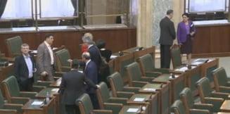 Ordonanta 14, care abroga amputarea Codurilor Penale, a fost aprobata in unanimitate de Senat