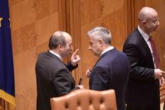 Ordonanta Toader pe Legile Justitiei se intoarce la Comisia Iordache, desi era la vot final