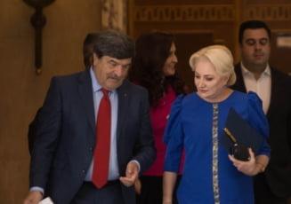 Ordonanta care il face pe Toni Grebla interimar la orice minister, publicata in Monitorul Oficial. Ce prevede
