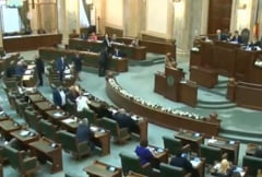 Ordonanta de urgenta privind anticipatele a picat la vot in Senat si merge la Camera Deputatilor, decizionala