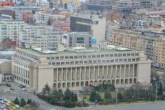 Ordonanta de urgenta privind restructurarea Guvernului a fost adoptata