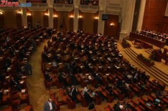 Ordonanta pe anticipate a ajuns la Senat, inainte de publicarea in Monitorul Oficial. PSD acuza probleme grave