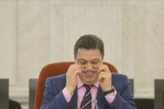 Ordonantele privind Legile Justitiei, la Comisia juridica din Senat. Serban Nicolae l-a invitat si pe Predoiu