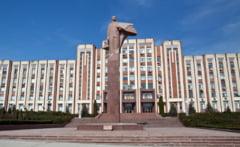 Organizatie de extrema dreapta, punct de control la granita Ucrainei cu Transnistria