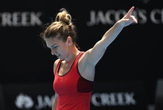 Organizatorii au anuntat ora de start a partidei Simonei Halep din optimile Australian Open