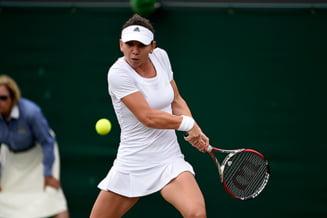 Organizatorii au anuntat ora la care va juca marti Simona Halep, in optimi la Wimbledon