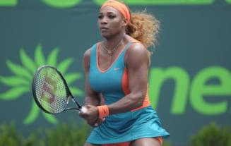 Organizatorii de la Miami au anuntat ora meciului Serena Williams - Monica Niculescu