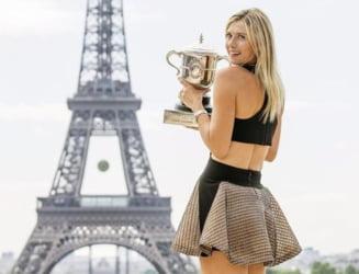 Organizatorii de la Roland Garros i-au dat o veste proasta Mariei Sharapova