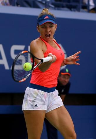 Organizatorii de la US Open au anuntat ora de start a meciului Simonei Halep