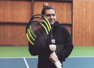 Organizatorii unui turneu WTA, incantati dupa ce Simona Halep a confirmat prezenta