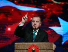 Oricine critica atacurile ordonate de Erdogan in Siria e acuzat de tradare: Sute de oameni au fost retinuti