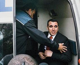 Ororile din arest traite de Cornel Penescu