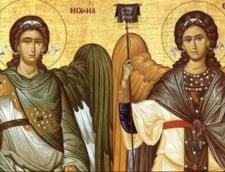 Ortodocsii sarbatoresc joi arhanghelii Mihail si Gavriil - patroni spirituali ai jandarmilor