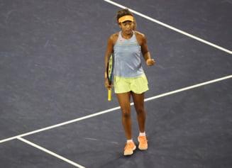 Osaka, dupa victoria cu Halep de la Indian Wells: Am simtit ca Simona mi-a facut cadou puncte