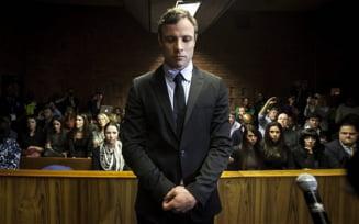 Oscar Pistorius, gasit vinovat de ucidere din culpa
