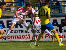 Otelul Galati, fosta campioana a Romaniei, a ratat in meciul decisiv promovarea in Liga 2