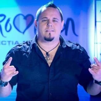 Ovidiu Anton reprezinta Romania la Eurovision 2016 (Video)