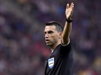 Ovidiu Hategan, delegat la returul unei optimi de finala importante din UEFA Champions League