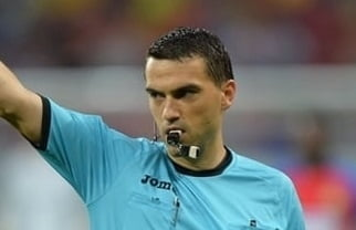 Ovidiu Hategan, in centrul atentiei la EURO 2020, intr-un meci in care a intrat in istorie. Ce a facut arbitrul roman