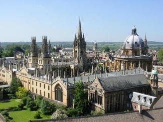 Oxford University si un MBA pe care trebuie sa il ai